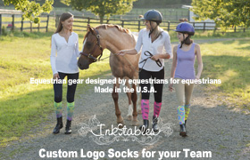 Inkstables: Custom Logo Socks for your Team